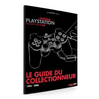 Le Guide du Collectionneur PS - PlayStation Anthologie