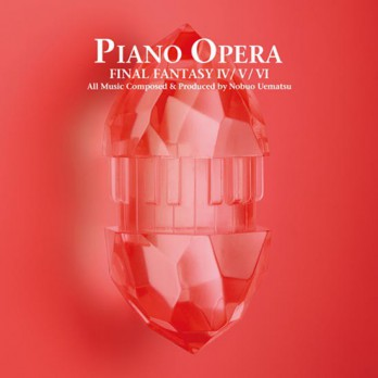 PIANO OPERA FINAL FANTASY IV/V/VI