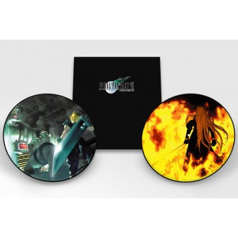 FINAL FANTASY VII VYNILS EDITION LIMITEE